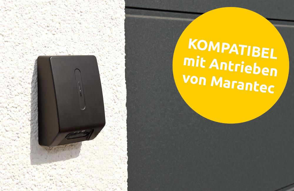 maveo scanner – Zutrittsassistent für die Garage