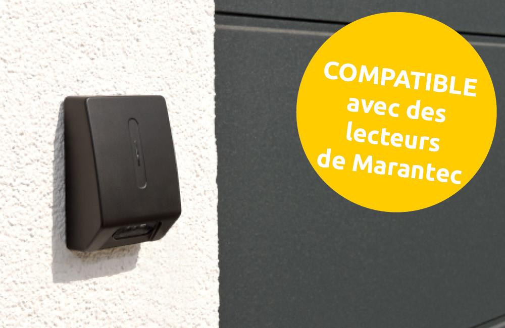 maveo scanner – Le contrôle d'accès pour votre garage